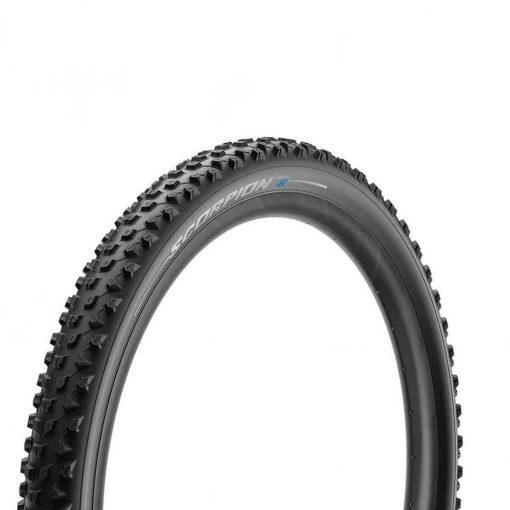 Pirelli Scorpion MTB S Tire 27.5x2.60 Folding Tubeless Ready Smartgrip Black - 3756800