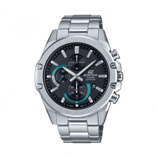 Casio Men's Edifice Silver Tone Bracelet Watch - EFRS567D-1AV