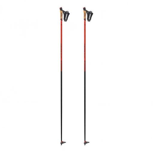Atomic Redster Carbon QRS Ski Poles - Red/Black - AJ5305044