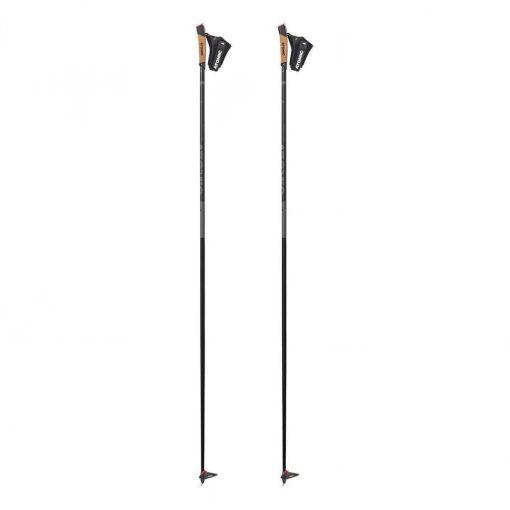 Atomic Pro Carbon QRS Ski Poles - Black/Grey - AJ5305046