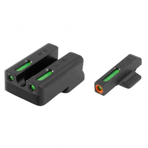TruGlo TFX Novak 260/450 Set Pro ORN Handgun Sight - TG13NV1PC