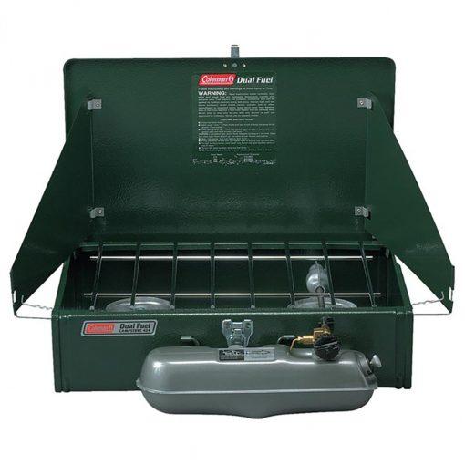 Coleman 2 Burner Dual Fuel Stnd Stove - 3000003648
