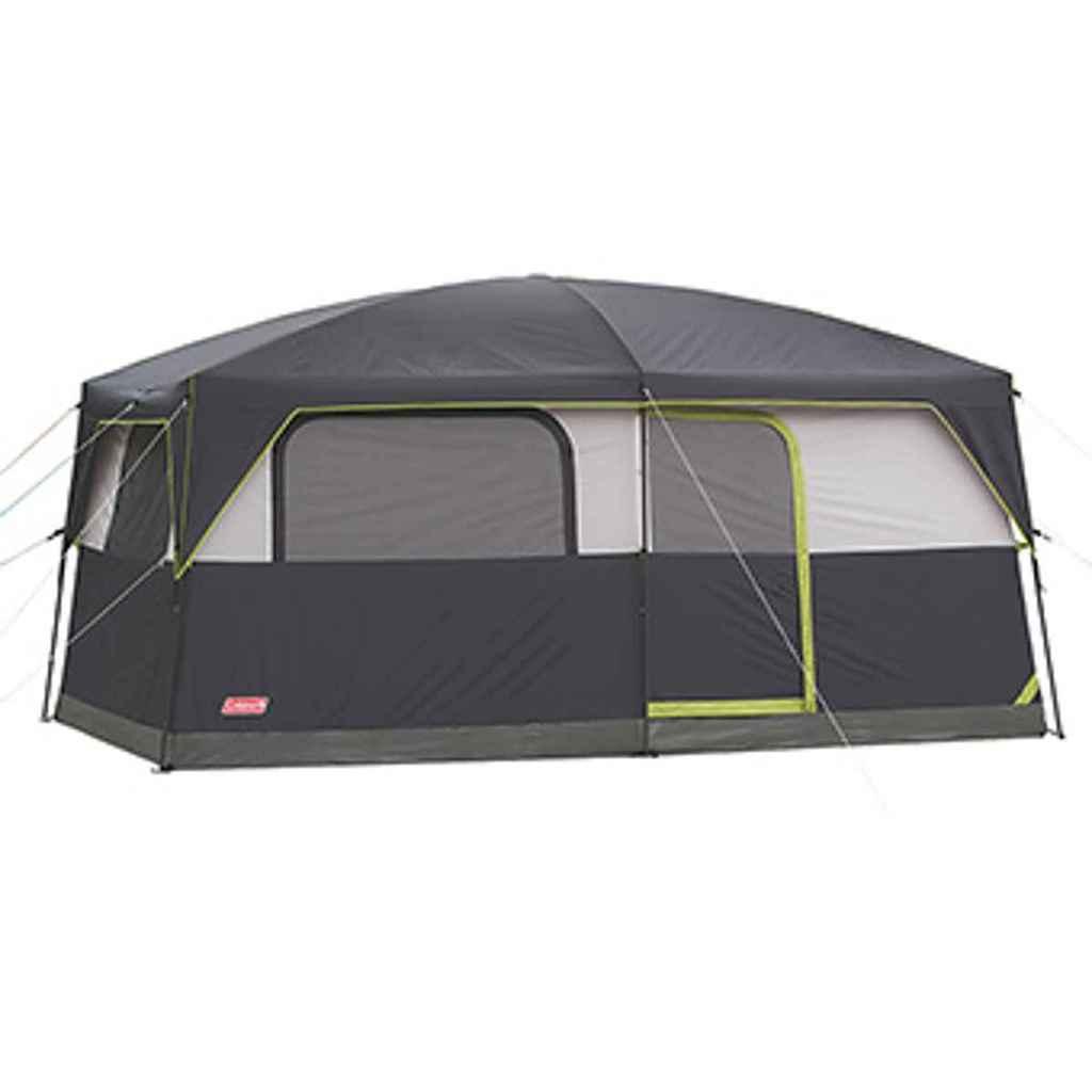 Coleman Tent 14X10 Prairie Brz Led/Fan - 2000008055
