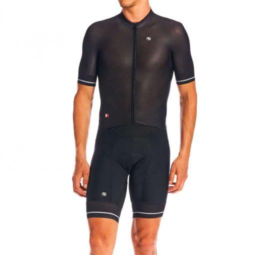 Giordana 2020 Men's FR-C Pro Cycling Doppio Suit - GICS20-SSDS-FRCP-BLCK