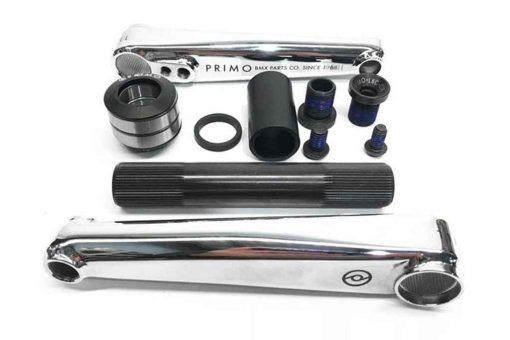Primo Churchill Crank 165mm Chrome - 21-PR136