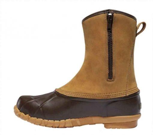 Lacrosse Footwear Mesquite Ii 10 inch S-Zip Boot Brown Size 10 - 273124M-10