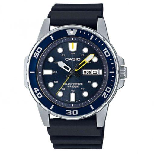 Casio Classic Diver Inspired Watch - Blue - MTPS110-2AV