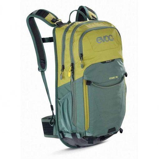 EVOC Stage 18 Hydration Bag - 18L - Moss Green/Olive - 100203329