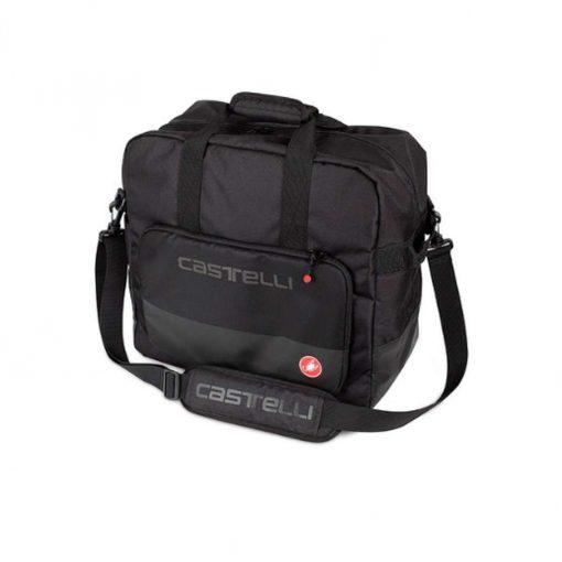 Castelli Weekender Duffle Bag - Black - Z8900113010