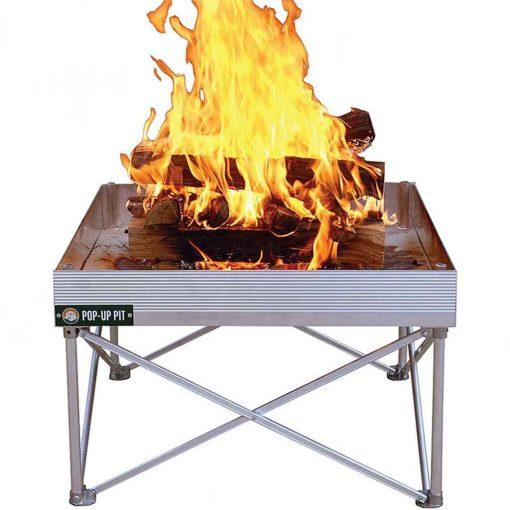 Fireside Outdoor Pop - Up Fire Pit - CDFP24