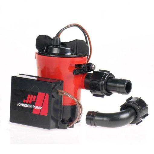 "Johnson Pump 750GPH Ultima Combo Pump 3/4"" Hose Dura Port - 07703-00"