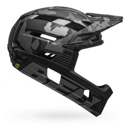Bell Sports Super Air R MIPS Bicycle Helmet - MATTE-GLOSS BLACK CAMO
