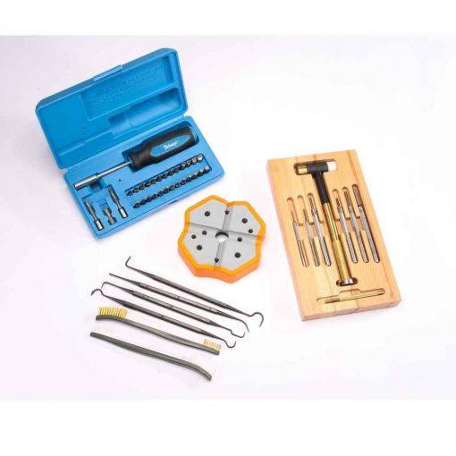 Lyman Gunsmith Tool Set - 7991371