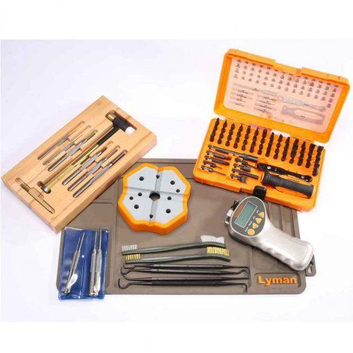 Lyman Master Gunsmith All-in -One Professional Tool Set - 7991373