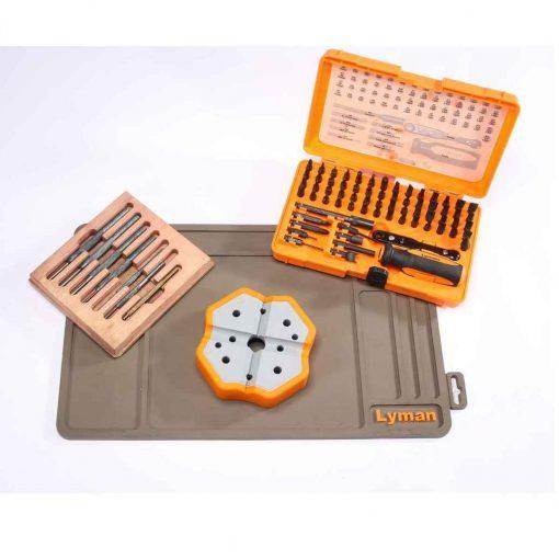 Lyman Deluxe Gunsmith Tool Set - 7991374