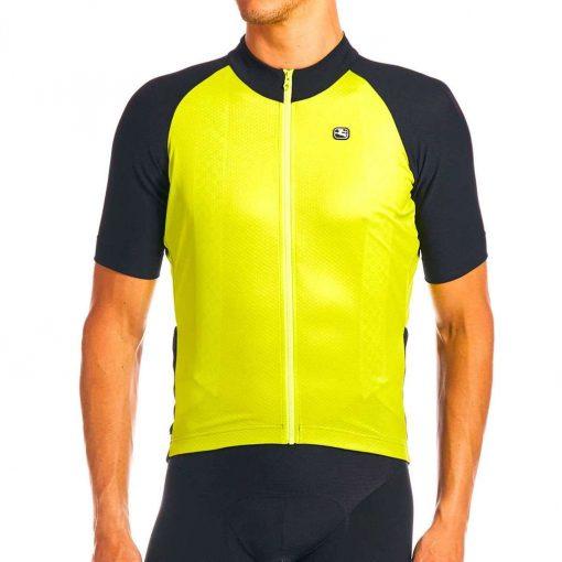 Giordana 2020 Men's Lungo Short Sleeve Cycling Jersey - GICS20-SSJY-LUNG