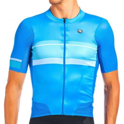 Giordana 2020 Men's NX-G Air Short Sleeve Cycling Jersey - GICS20-SSJY-NXGA-LTBL