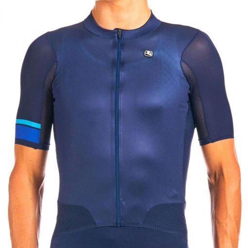 Giordana 2020 Men's NX-G Air Short Sleeve Cycling Jersey - GICS20-SSJY-NXGA-NAVY