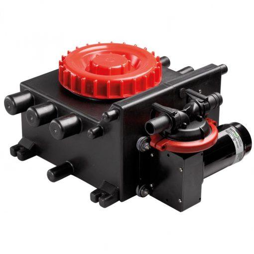 Johnson Pump Waste Water Tank F/ Viking 16 - 09-13384