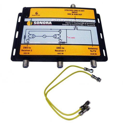 KVH Destacker Dual Output 19-0410 - 19-0410
