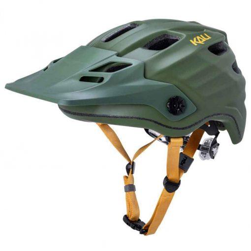Kali Protectives Maya 2.0 Enduro Helmet - Matte Khaki Yellow|L/XL - 37888079