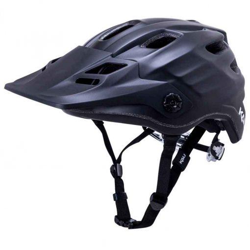 Kali Protectives Maya 2.0 Enduro Helmet - Matte Black L/XL - 220419217