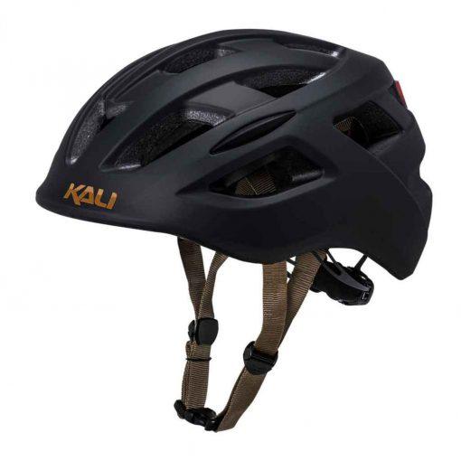 Kali Protectives Central Urban Helmet - Matte Black|L/XL - 250519147