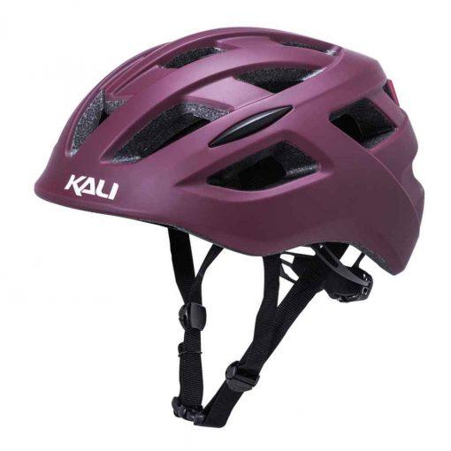 Kali Protectives Central Urban Helmet - Matte Berry|L/XL - 250519167