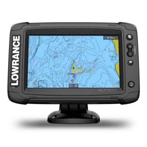 Lowrance Elite-7 Ti2 C-MAP US Inland HDI Transducer - 000-14634-001