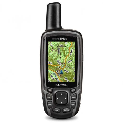 Garmin GPSmap 64St Handheld GPS Topo Us 100K - 010-01199-20