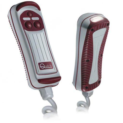 Quick HRC1002L 2-Button Remote w/LED Light - FPHRC1002L00C00