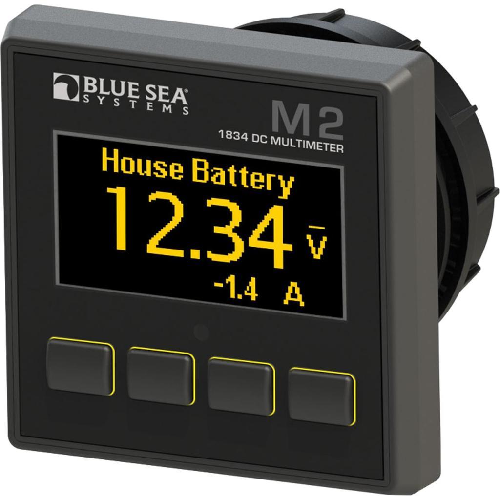 Blue Sea M2 DC Multimeter - 1834