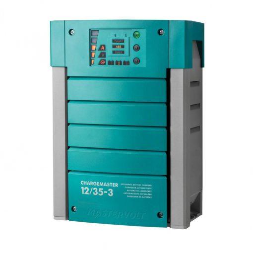 Mastervolt ChargeMaster 35 Amp Battery Charger - 3 Bank, 12V - 44010350