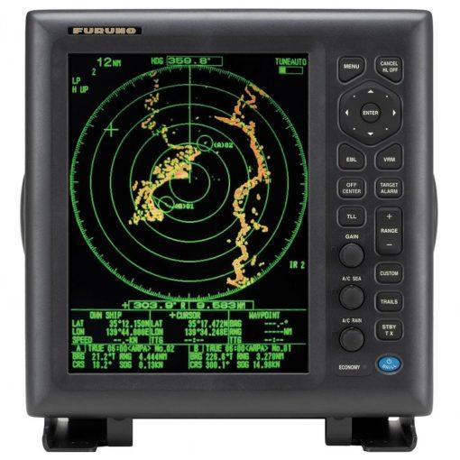 "Furuno Fr8065 12.1"" Color Uhd 6Kw 72Nm 15M Cable Radar - FR8065"