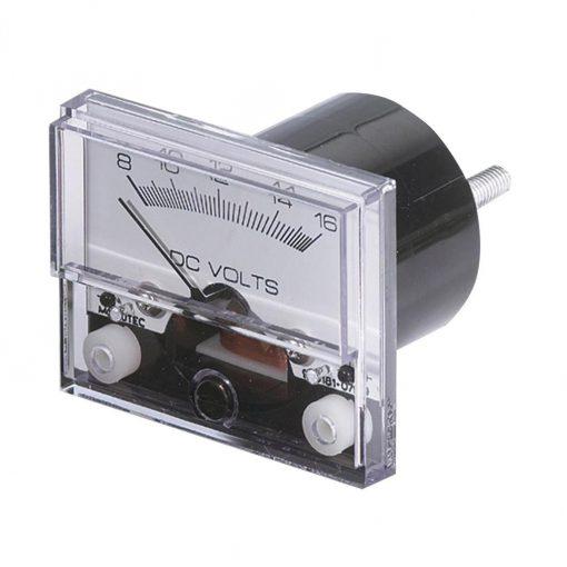 Paneltronics Analog AC Frequency Meter-55-65 Hz - 289-029