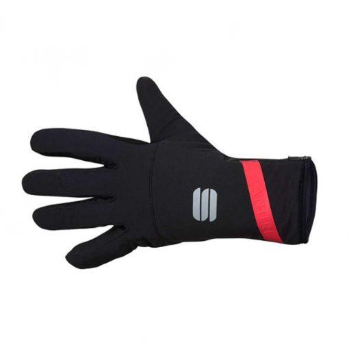 Sportful Men's Fiandre Long Finger Cycling Gloves - Black - K1119545002