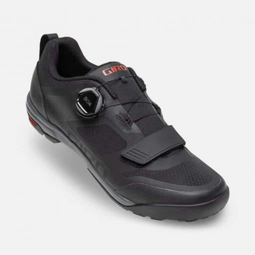 Giro Ventana Mountain Bike Shoes - Black/Dark Shadow - 71109