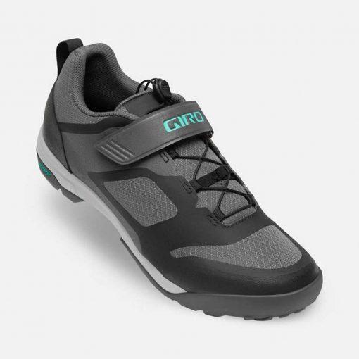 Giro Women's Ventana FastLace Mountain Bike Shoes - Dark Shadow - 71108