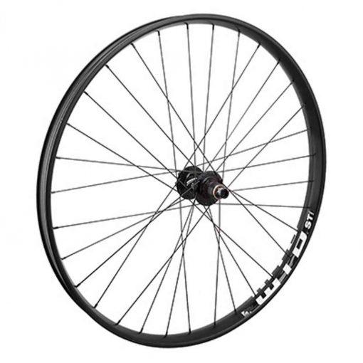 "Wheel Masters 29"" Alloy Mountain Disc Double Wall - RR 29 622x35 WTB ASYM TCS i35 Black"