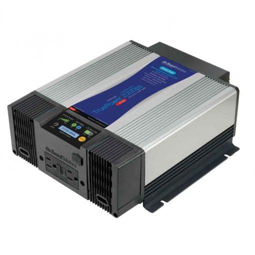 Pro Mariner 2000 Watt Pure Sine Inverter - 07200