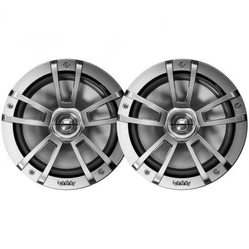 "Infinity 822Mlt 8"" 2-Way Multi-Element Marine Speakers"