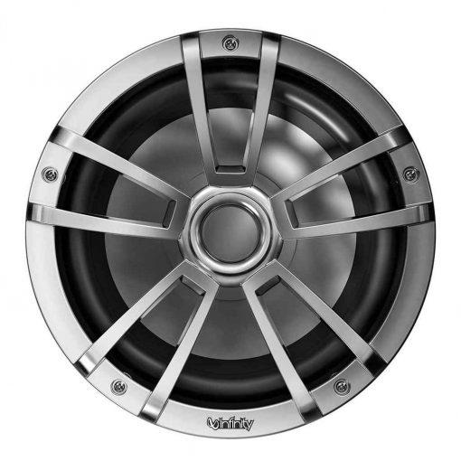 """Infinity 1022Mlt 10"""" Marine Speaker Titanium"""