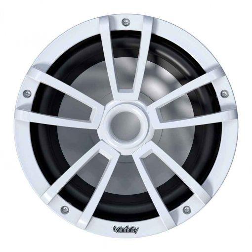 """Infinity 1022Mlt 10"""" Marine Speaker White"""
