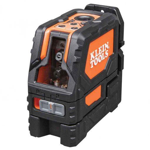 Klein Tools Self Leveling Cross Line Laser Level W/