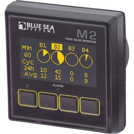 Blue Sea 1842 M2 Oled Bilge Monitor - 68733