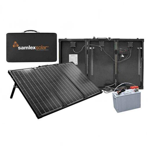 Samlex Msk-90 90W Portable Solar Charging Kit - 68813