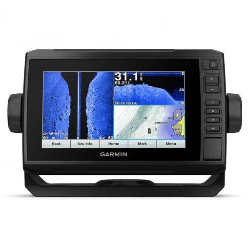 Garmin Echomap Plus 73SV US Lakevu HD without Transducer - 010-01897-00
