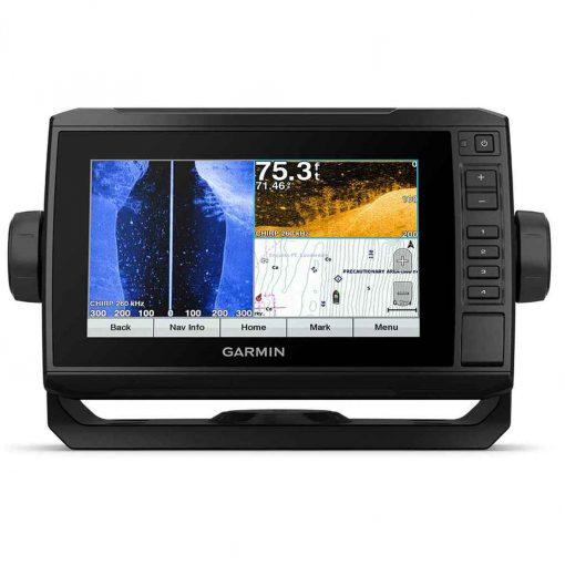 Garmin Echomap Plus 74SV US Offshore G2 without Transducer - 010-01898-00