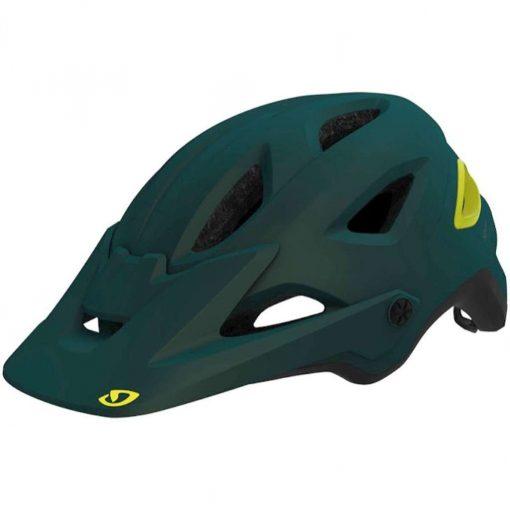 Giro Men's Montaro MIPS Trail Cycling Helmet - Matte True Spruce/Black - 711409