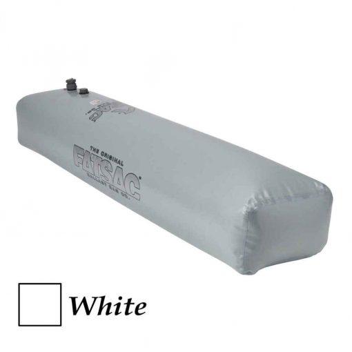 Fatsac Tube Sac Ballast Bag - 370 Pounds - White - W704-WHITE